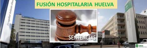 Notas de Prensa del Sindicato Médico ante la sentencia judicial anulando la fusión hospitalaria y ante la reacción propia del SAS.