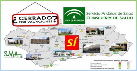 Vacaciones en el Servicio Andaluz de Salud... ¿Quién miente?