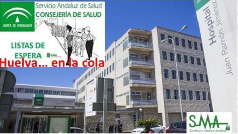 Sanidad pública: si estás en Huelva tendrás que esperar más tiempo al médico.