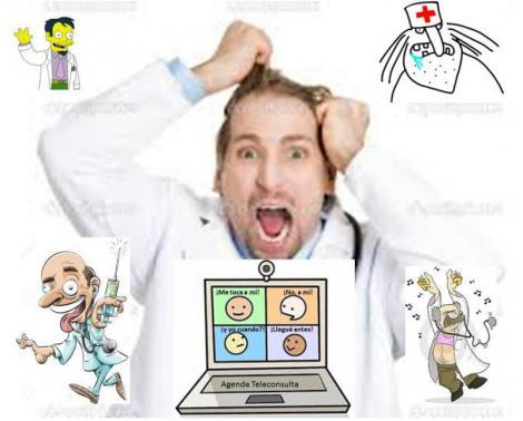 La consulta por videoconferencia en atención Primaria ¿Solución o problema?