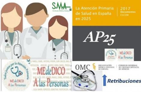Los médicos de Primaria