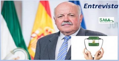 Jesús Aguirre: «Habrá cambios inmediatos en Atención Primaria».