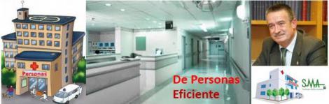Hospitales para personas y no para enfermedades.