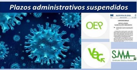 SMA informa. Se ampliarán los plazos de la VEC.