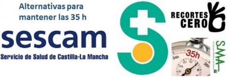 Los médicos de CLM proponen fórmulas para mantener las 35 horas semanales sin incumplir la ley.
