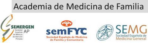 Las tres sociedades de Primaria crearán una Academia de Medicina de Familia