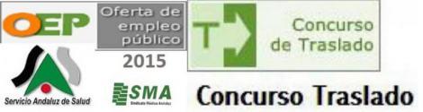 Manual  de Solicitud para la Fase de Aportación de Documentos para el Concurso de Traslado.