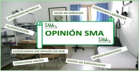 La contratación de médicos extracomunitarios y las carencias del sistema sanitario público.