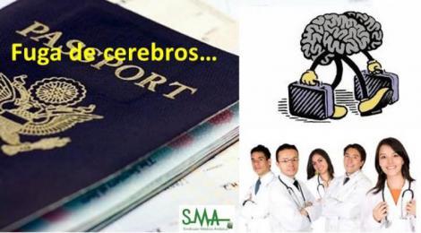 Más de 15.000 médicos españoles se han ido al extranjero en los últimos cinco años.