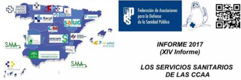 Andalucía, una de las cuatro Comunidades con peor servicio sanitario.