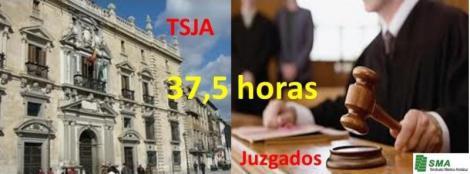 Siguen las sentencias favorables en los juzgados andaluces por la mala aplicación de las 37,5 horas.