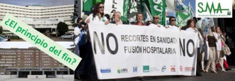 El efecto 'Spiriman' tumba la fusión hospitalaria en Sevilla.