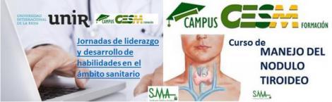 Dos nuevas ofertas formativas de CAMPUSCESM.