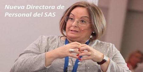 Pilar Bartolomé, nueva directora general de Personal del SAS.