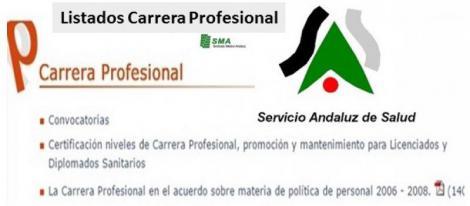Carrera Profesional: el SAS comienza a desbloquear las solicitudes realizadas hace 4 años.  Aleluya!!