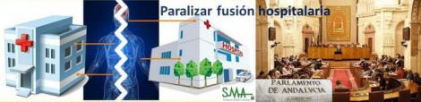 Los médicos aplauden la petición del parlamento al Gobierno andaluz de parar la fusión en Granada.
