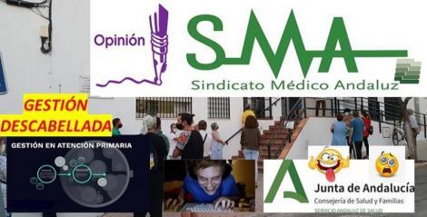 Descabellada gestión de cargos intermedios en Centros de Salud.