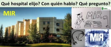 ¿Qué debo preguntar a otros residentes MIR para elegir bien hospital o centro?