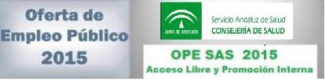 Publicadas en el BOJA las resoluciones que aprueban las listas provisionales de admitidos para la OPE 2015