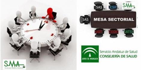 Acuerdo en Mesa Sectorial para la estabilización de los eventuales del SAS.