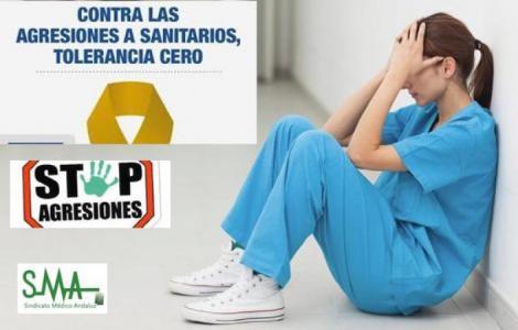 El 17% del personal sanitario reconoce sufrir algún tipo de violencia laboral.