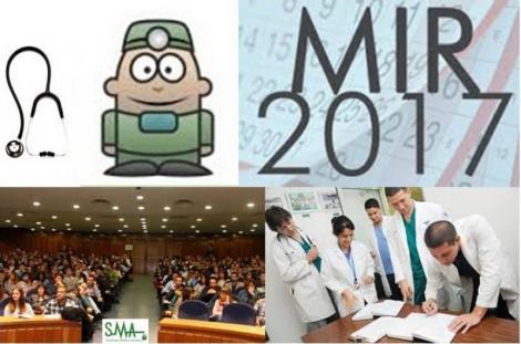 Sanidad publica los resultados definitivos de los MIR, que elegirán plaza desde el 17 de abril.