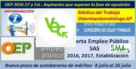 Más retrasos en la VEC. Presentación del autobaremo de méritos de la OEP 2016-2017 y Estabilización.