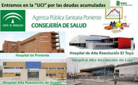 La Agencia Pública Hospital de Poniente en la