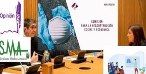 La Comisión para la Reconstrucción Social y Económica propone prohibir la financiación privada de la formación de los facultativos.