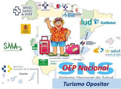 """CESM advierte de que la OEP nacional fomentará el """"turismo opositor""""."""