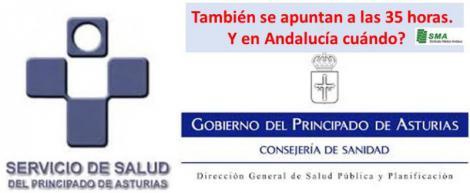 Asturias también se suma a las 35 horas.