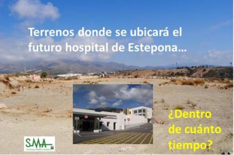 El Ayuntamiento de Estepona ratifica el convenio para construir el hospital.
