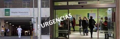 Hospital Puerta del Mar: La precaria situación de los médicos de Urgencias.