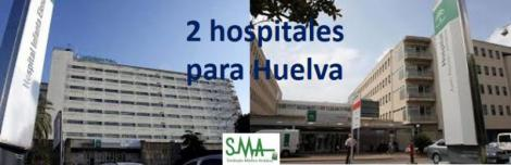 Junta y sindicatos acuerdan volver a los dos hospitales en Huelva.