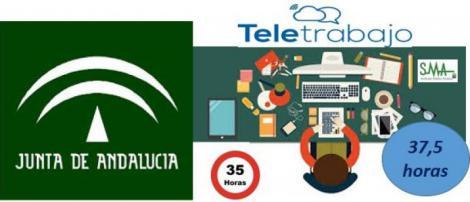 Andalucía mantendrá las 35 horas presenciales y computará tareas fuera del trabajo hasta las 37,5.