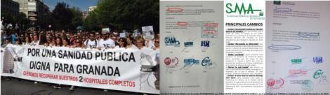 La fusión hospitalaria de Granada enfrenta al doctor Jesús Candel con algunos sindicatos