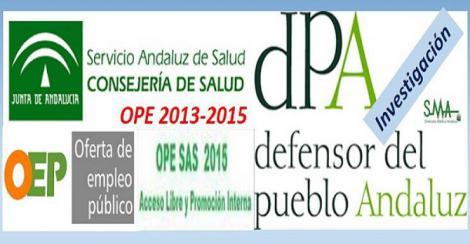 El Defensor del Pueblo Andaluz investiga la