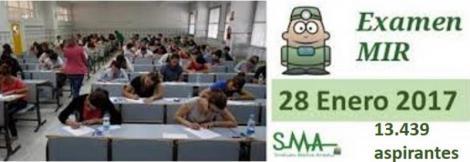 13.439 graduados en Medicina optarán al MIR.