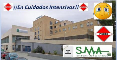 El Sindicato Médico advierte de que la falta de profesionales lleva al cierre del hospital Valle de los Pedroches.