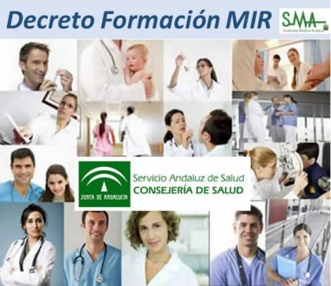 Andalucía, sexta comunidad que tendrá su decreto MIR.