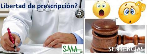 Sanción por no seguir criterios de eficiencia con la prescripción de fármacos.