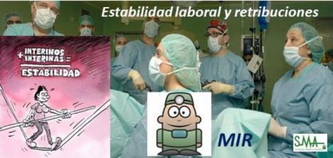 La estabilidad clave para fidelizar al médico tras el MIR.