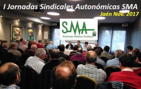 El SMA celebra su I Jornada Sindical Autonómica.