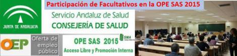 Alta participación en la OPE celebrada ayer en Sevilla para facultativos.