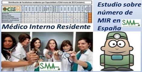 España suma 644 residentes este año y roza ya los 28.000 MIR en activo.