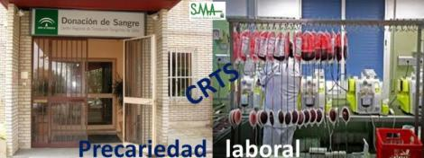 El Sindicato Médico trasladará al SAS su preocupación por la situación laboral en el CRTS de Cádiz.