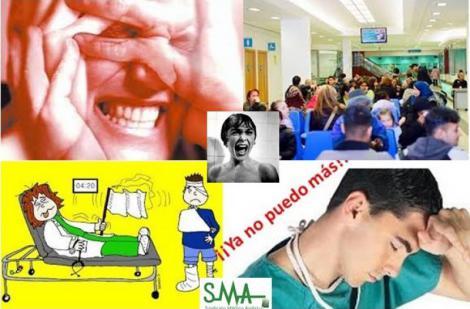 Sentencia contra el SAS: La psicosis grave por presión asistencial es accidente laboral.