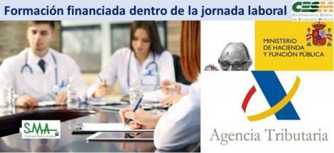 CESM insiste en que la formación de los médicos debe estar integrada en su jornada de trabajo.