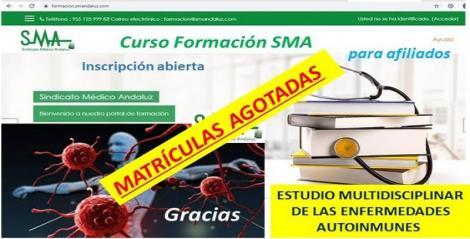 Curso de Formación: Estudio pluridisciplinar de las enfermedades autoinmunes.