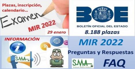 Publicada la oferta de plazas de Formación Sanitaria Especializada y el calendario oficial.